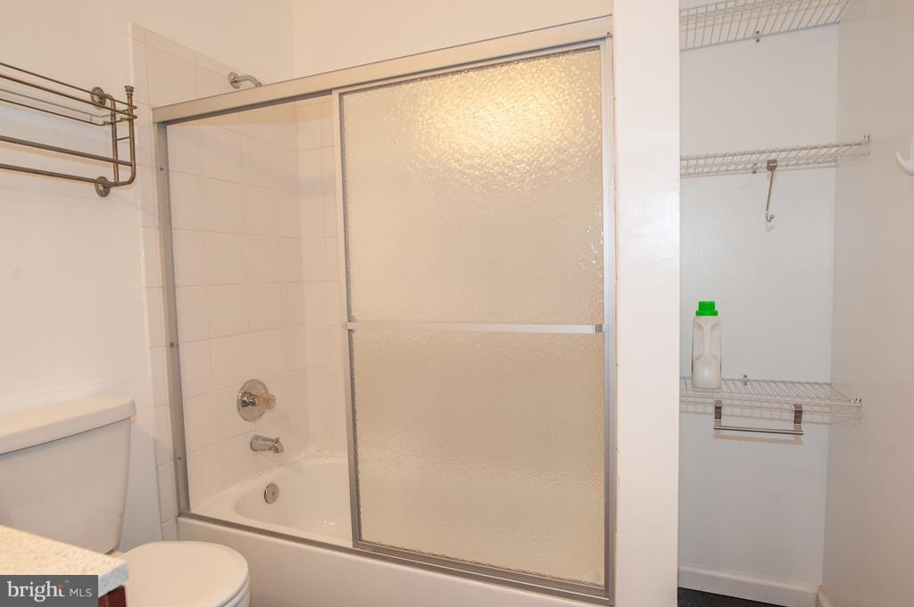 Lower Level Bath - 7705 RIDGEPARK CT, SPRINGFIELD