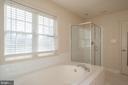 Master Bath - 7705 RIDGEPARK CT, SPRINGFIELD