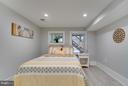 Lower Level Bedroom - 621 LONGFELLOW ST NW, WASHINGTON