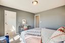 Bedroom - 0 COURTLAND PARK DRIVE, FREDERICKSBURG