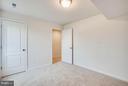 5th Bedroom in Basement - 0 COURTLAND PARK DRIVE, FREDERICKSBURG