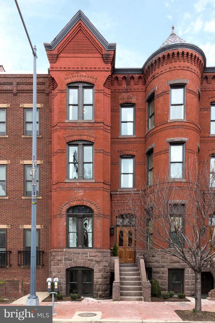 Single Family Home for Sale at 424 C St NE 424 C St NE Washington, District Of Columbia 20002 United States