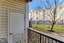Patio - 21228 MCFADDEN SQ #111, STERLING