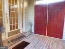 Outside Entrance to Home Entrance. - 21844 WESTDALE CT, BROADLANDS