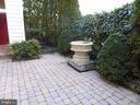 Enclosed Courtyard with Mature Landscaping.. - 21844 WESTDALE CT, BROADLANDS