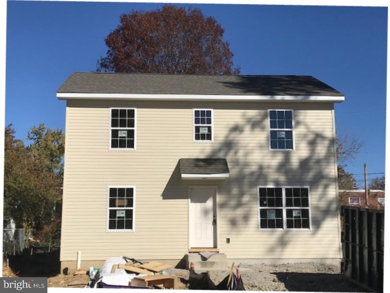 Enfamiljshus för Försäljning vid 117 PENNSYLVANIA Avenue Claymont, Delaware 19703 Förenta staterna