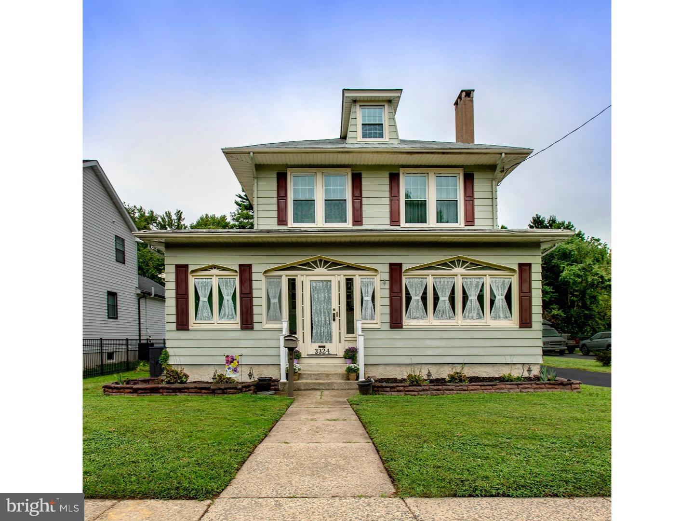 Single Family Home for Sale at 3324 NOTTINGHAM WAY Hamilton Square, New Jersey 08690 United StatesMunicipality: Hamilton Township