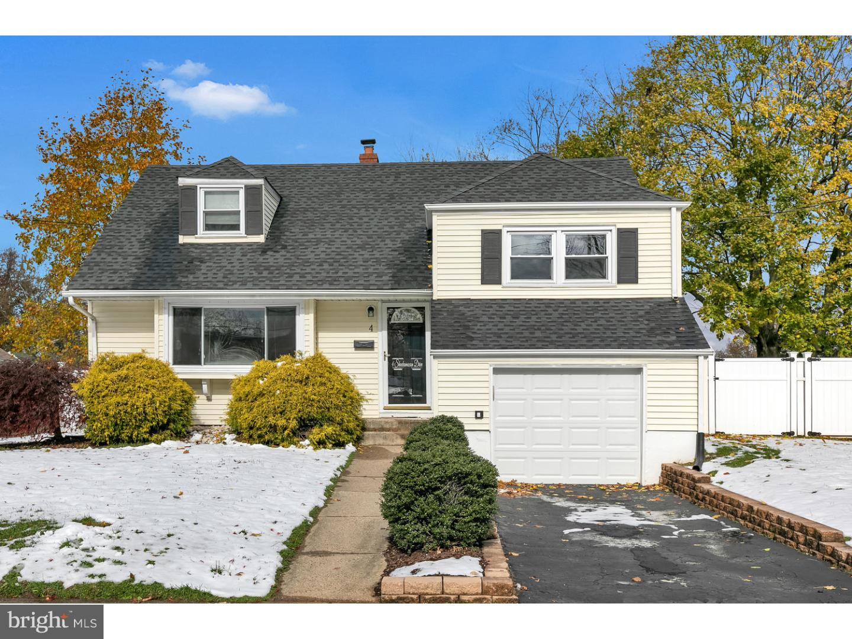 Single Family Home for Sale at 4 SHACKAMAXON Drive Hamilton Square, New Jersey 08690 United StatesMunicipality: Hamilton Township