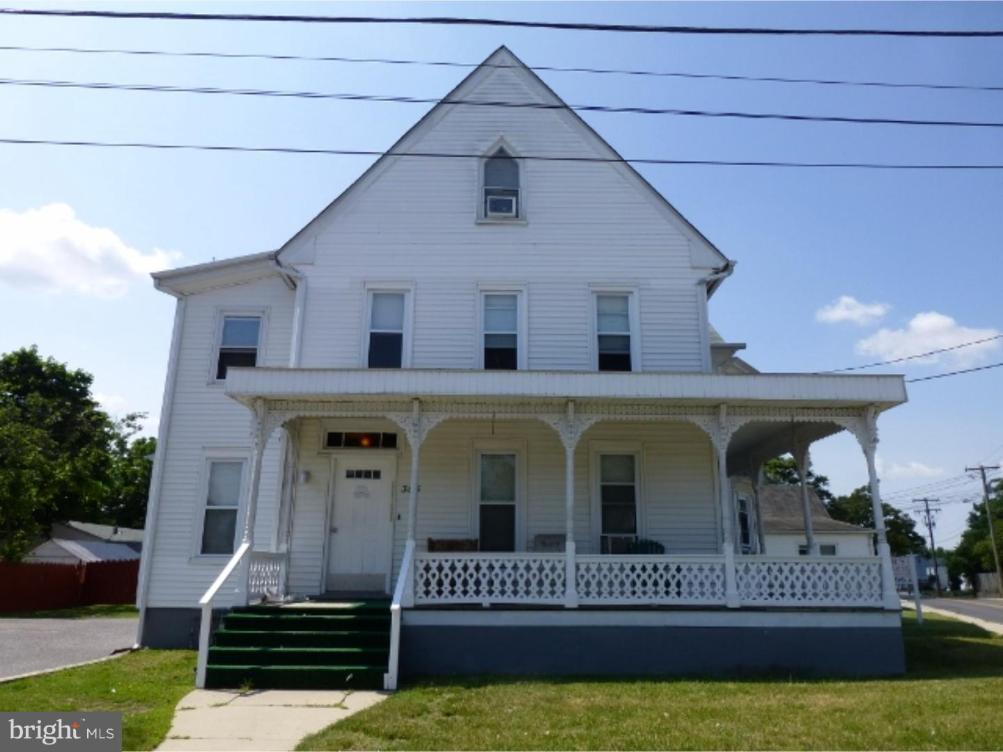 Multi Family for Sale at 305 E Street Millville, New Jersey 08332 United States