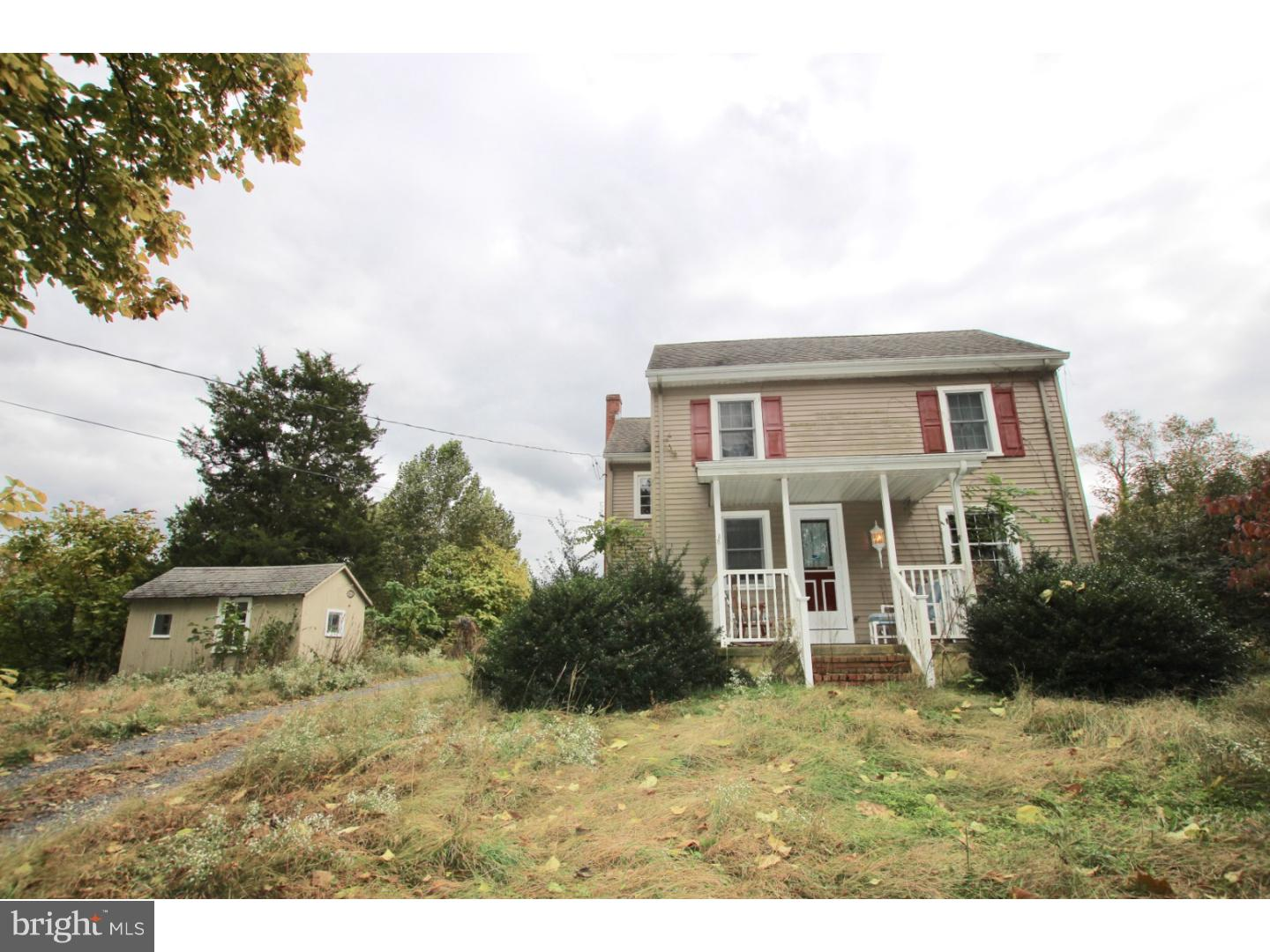Single Family Home for Sale at 84 LEBANON Road Bridgeton, New Jersey 08302 United States