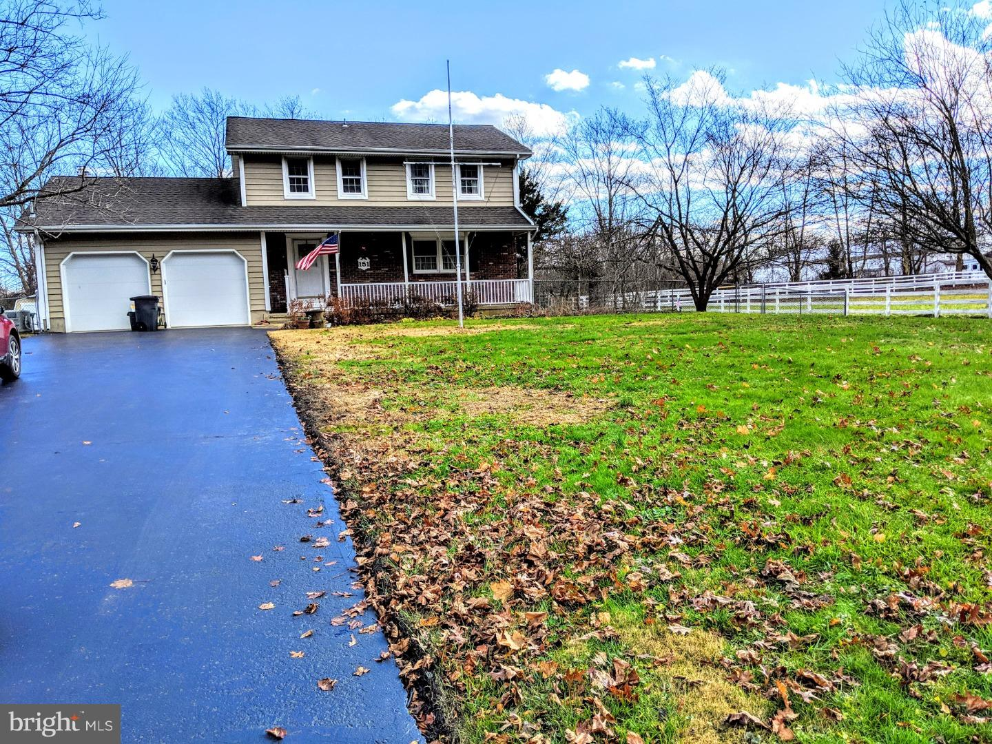Single Family Home for Sale at 151 SOUTH Lane West Windsor Twp, New Jersey 08550 United States