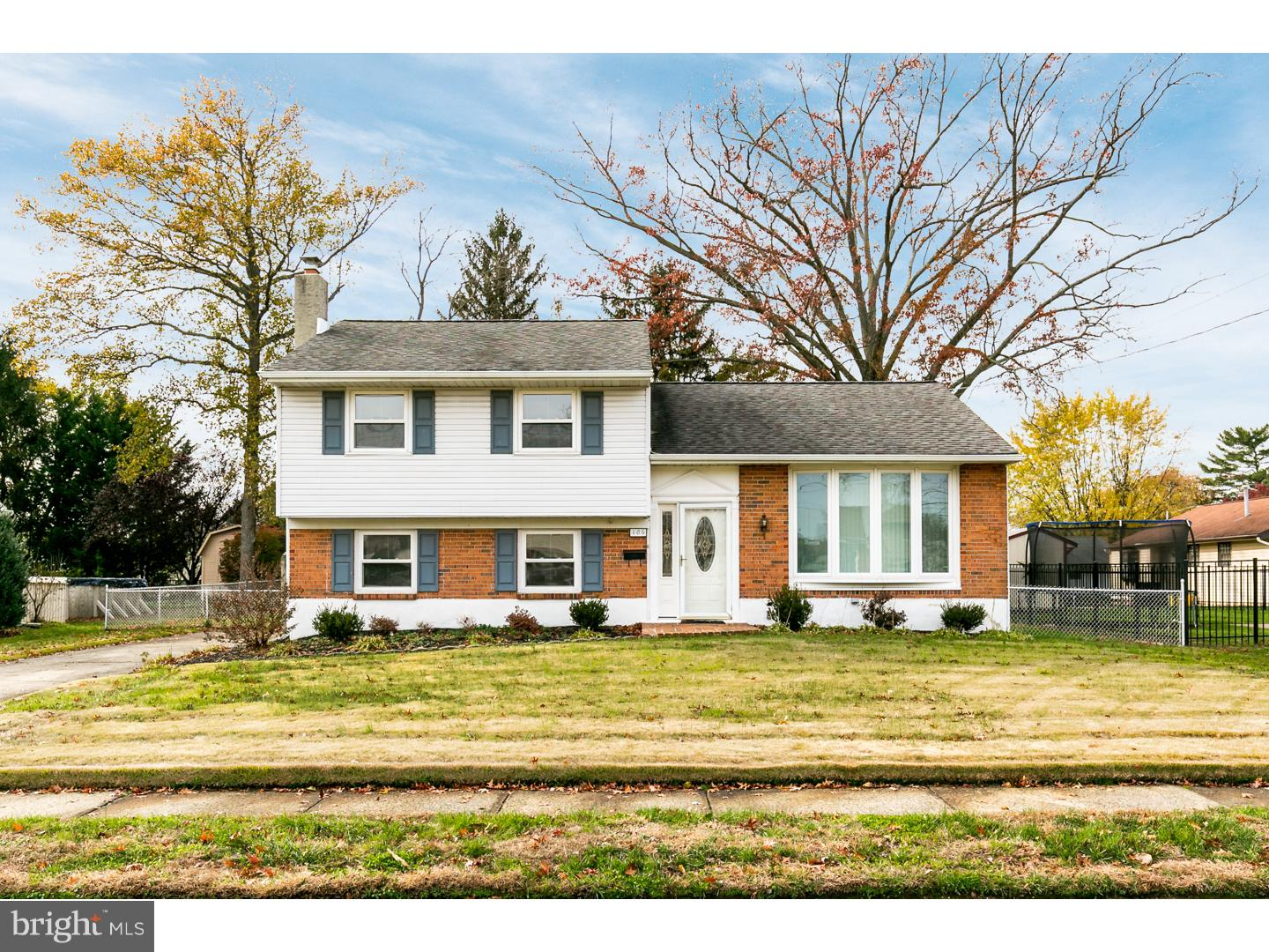 Single Family Home for Sale at 106 TILFORD Road Somerdale, New Jersey 08083 United States