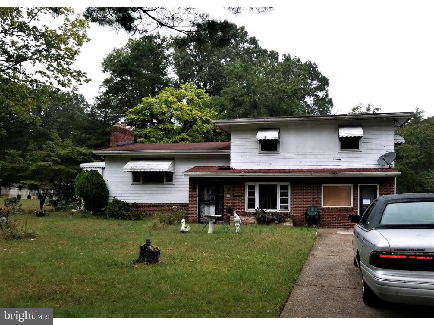 Single Family Home for Sale at 153 LA PIERRE Avenue Lawnside, New Jersey 08045 United States