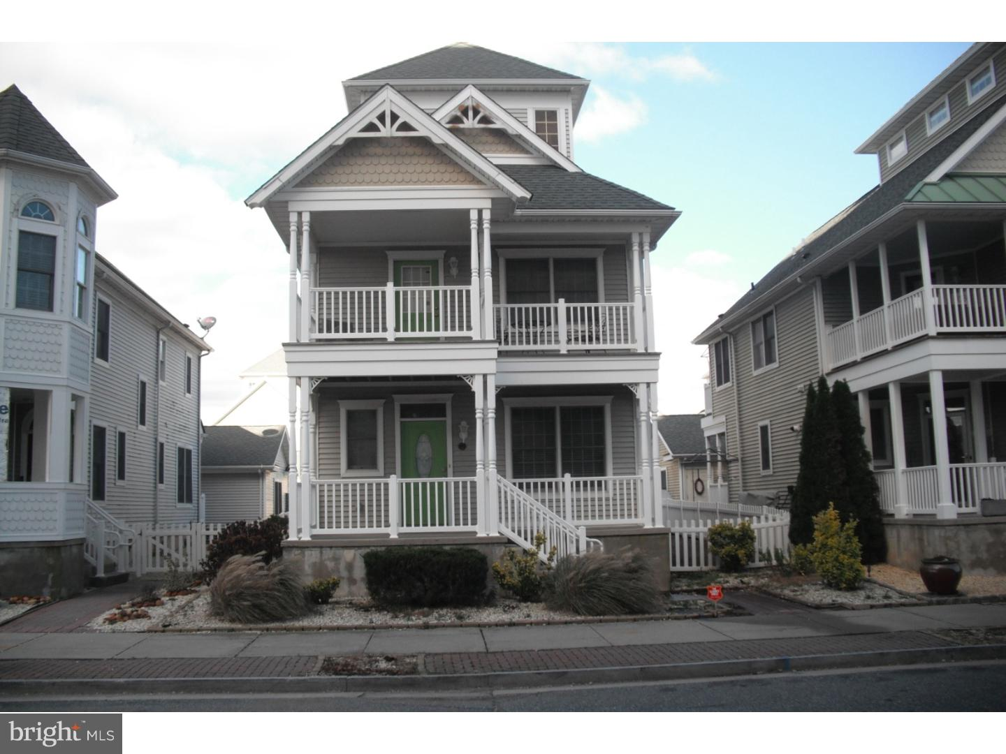 Single Family Home for Sale at 105 ADRIATIC Avenue Atlantic City, New Jersey 08401 United States