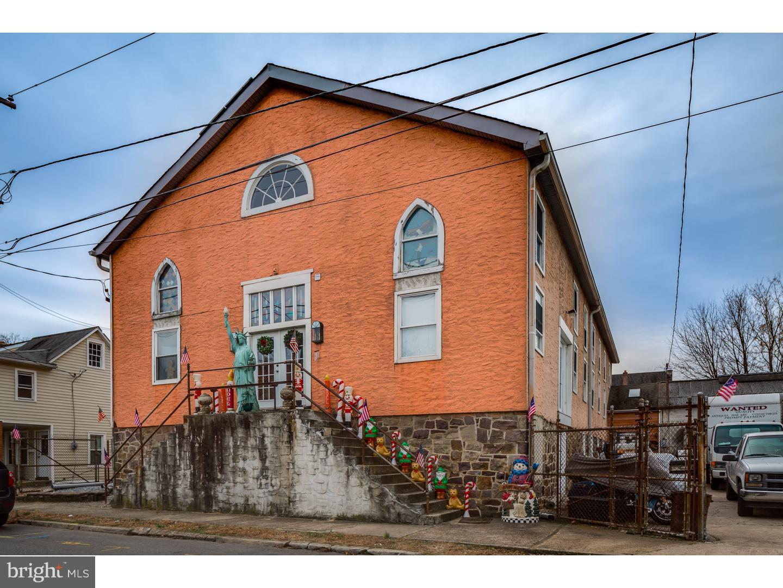 Частный односемейный дом для того Продажа на 308-312 FILMORE Street Riverside, Нью-Джерси 08075 Соединенные Штаты