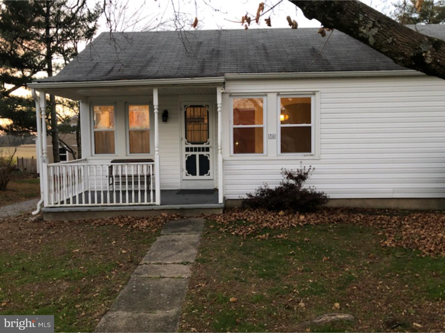 Single Family Home for Sale at 36 TOWNSEND Avenue Bridgeton, New Jersey 08302 United StatesMunicipality: Hopewell Township