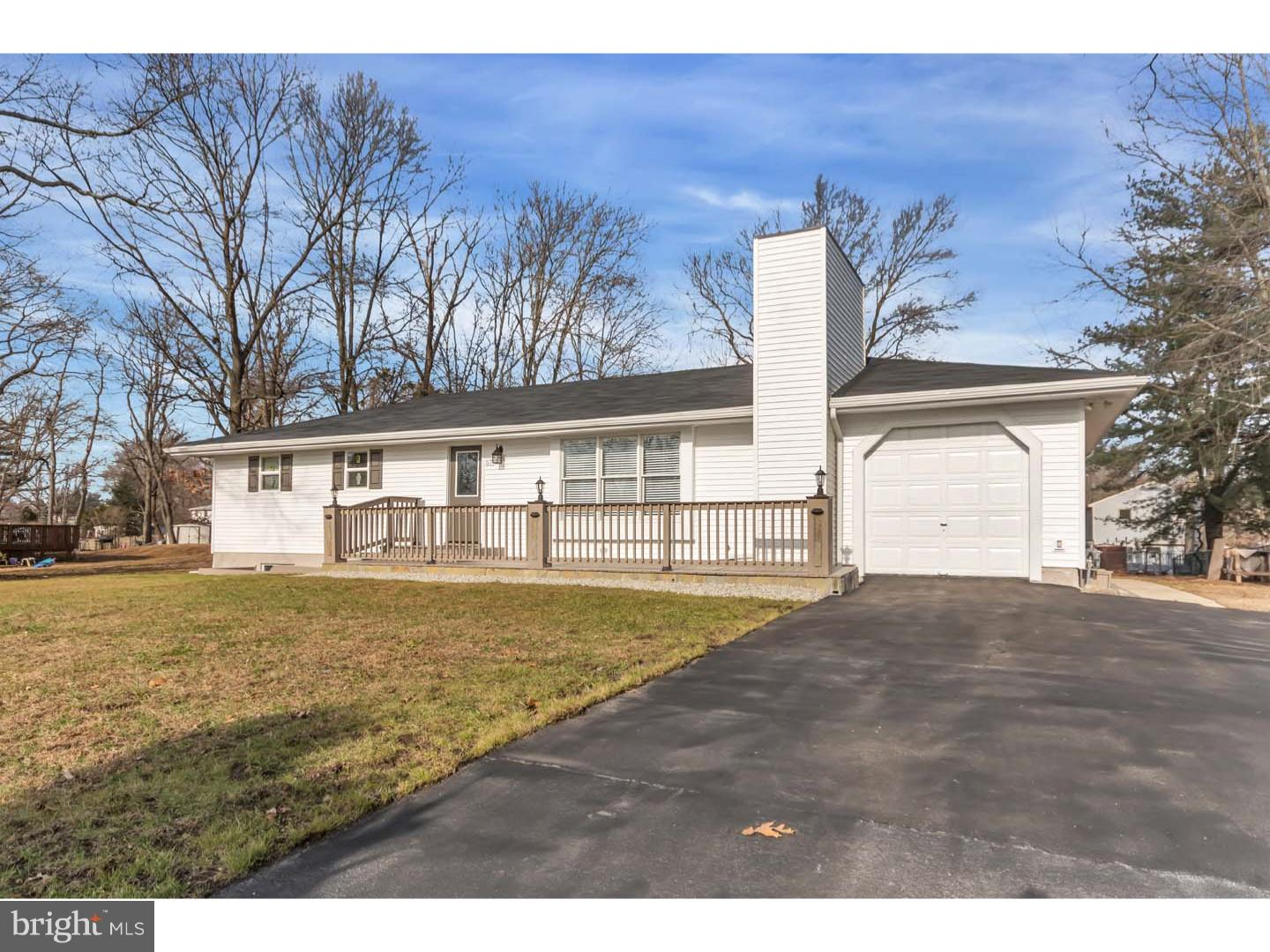 Single Family Home for Sale at 57 E 11TH Avenue Pine Hill, New Jersey 08021 United States