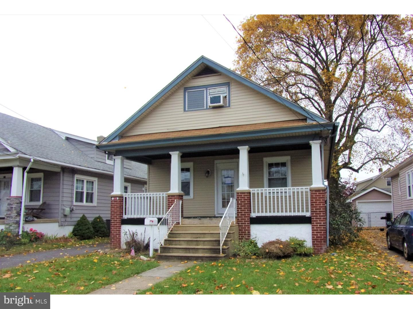 Single Family Home for Sale at 304 WALNUT Avenue Oaklyn, New Jersey 08107 United States