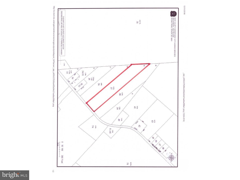 단독 가정 주택 용 매매 에 LOT 37 JUDITH Road Hartly, 델라웨어 19953 미국