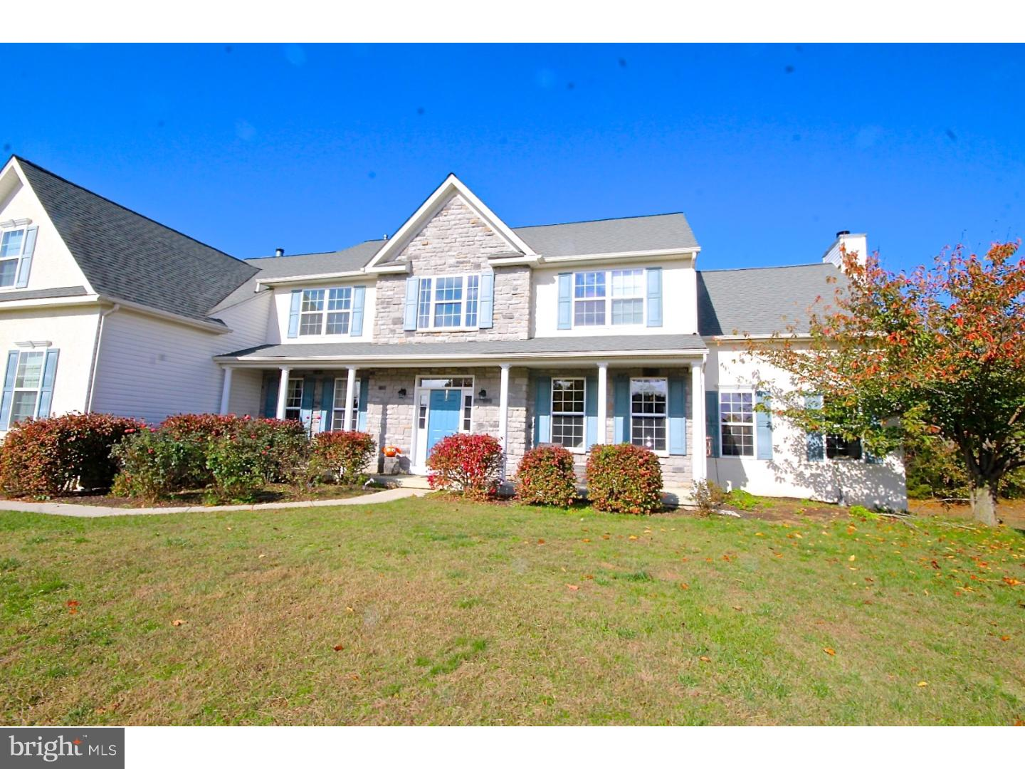 Single Family Home for Sale at 245 JENNINGS WAY Mickleton, New Jersey 08056 United States