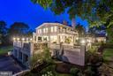 Luminous evening on the terrace - 1001 MURPHY DR, GREAT FALLS