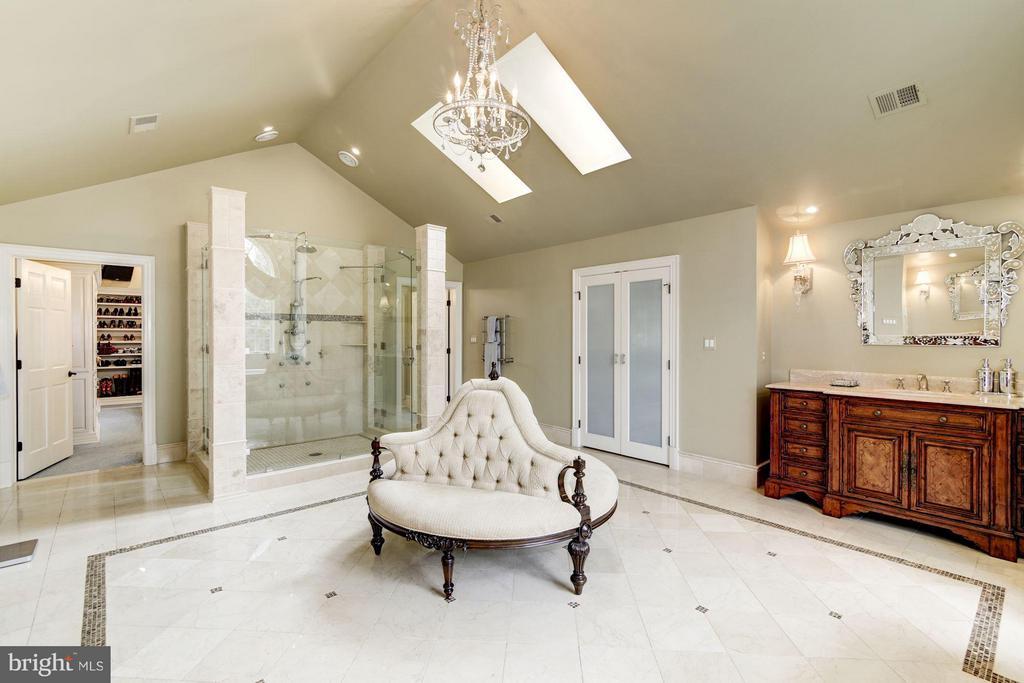 Master Bathroom - 10015 HIGH HILL PL, GREAT FALLS