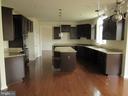 Kitchen - 4 BRADBURY WAY, STAFFORD