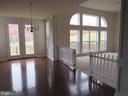 Breakfast area and Family Room - 4 BRADBURY WAY, STAFFORD