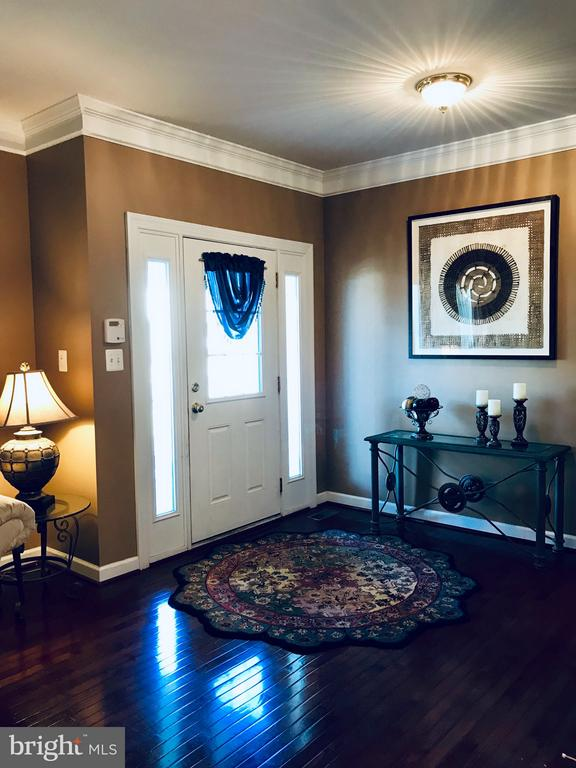 Open and Inviting entryway - 4157 AGENCY LOOP, TRIANGLE