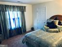 Bedroom 2 - Great size with a HUGE walk in closet - 4157 AGENCY LOOP, TRIANGLE