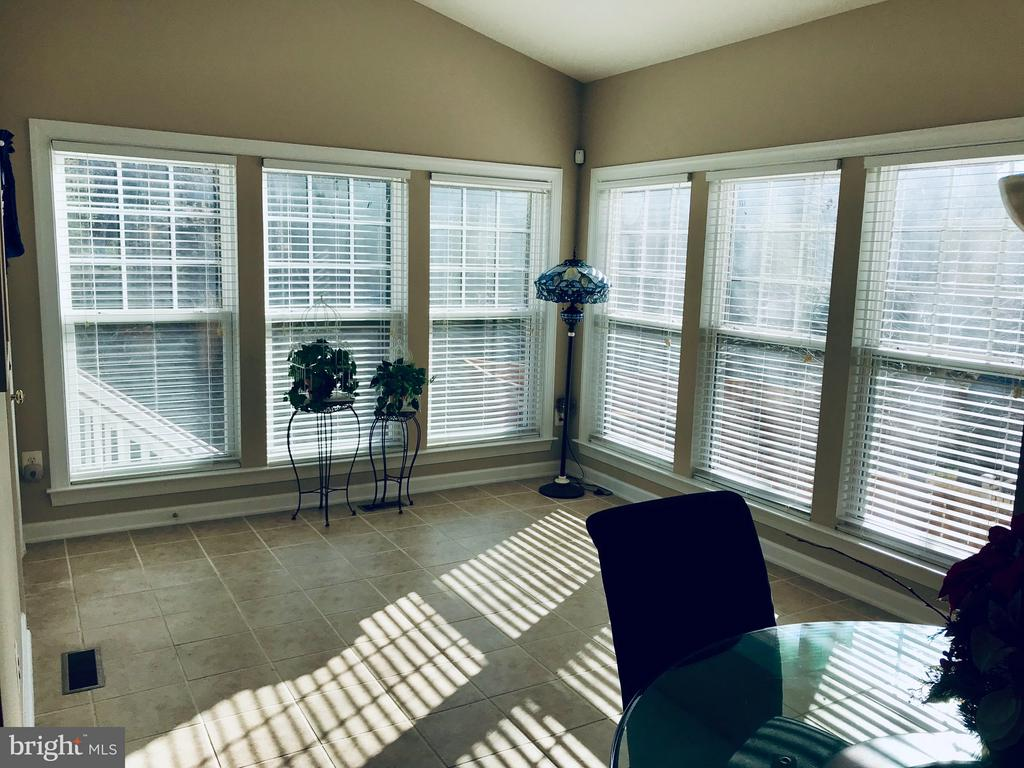 Bonus sun/morning room leads to back deck - 4157 AGENCY LOOP, TRIANGLE