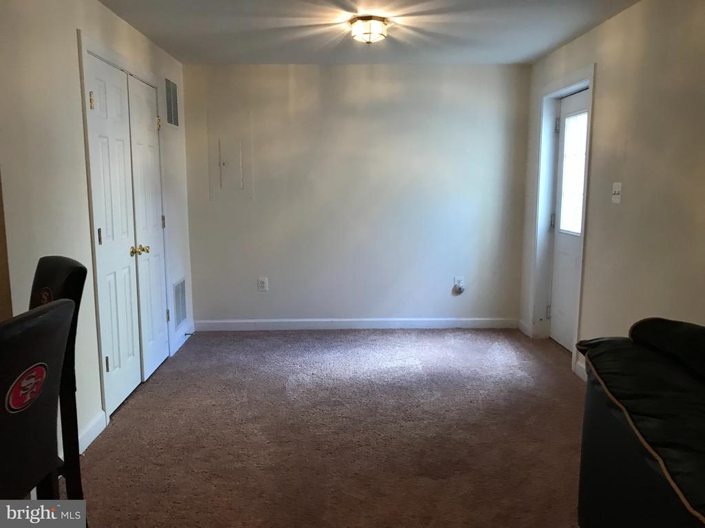 Easy access to the back - walk out/up basement - 4157 AGENCY LOOP, TRIANGLE
