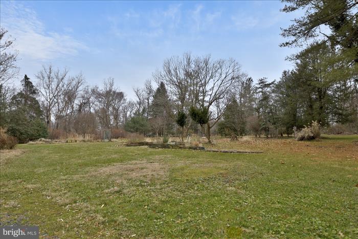 Backyard view - 17945 BOWIE MILL RD, ROCKVILLE