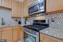 Updated kitchen with impeccable detail - 4933 CASIMIR ST, ANNANDALE