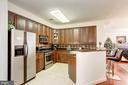 Kitchen - 500 BELMONT BAY DR #416, WOODBRIDGE