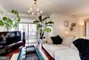 Family Room - 500 BELMONT BAY DR #416, WOODBRIDGE