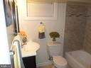 Lower level Bath - 325 57TH ST NE, WASHINGTON