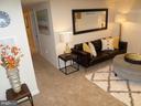 Lower level living room - 325 57TH ST NE, WASHINGTON