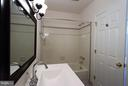 Full Bath  Upper Level - 1915 ANDERSON RD, FALLS CHURCH