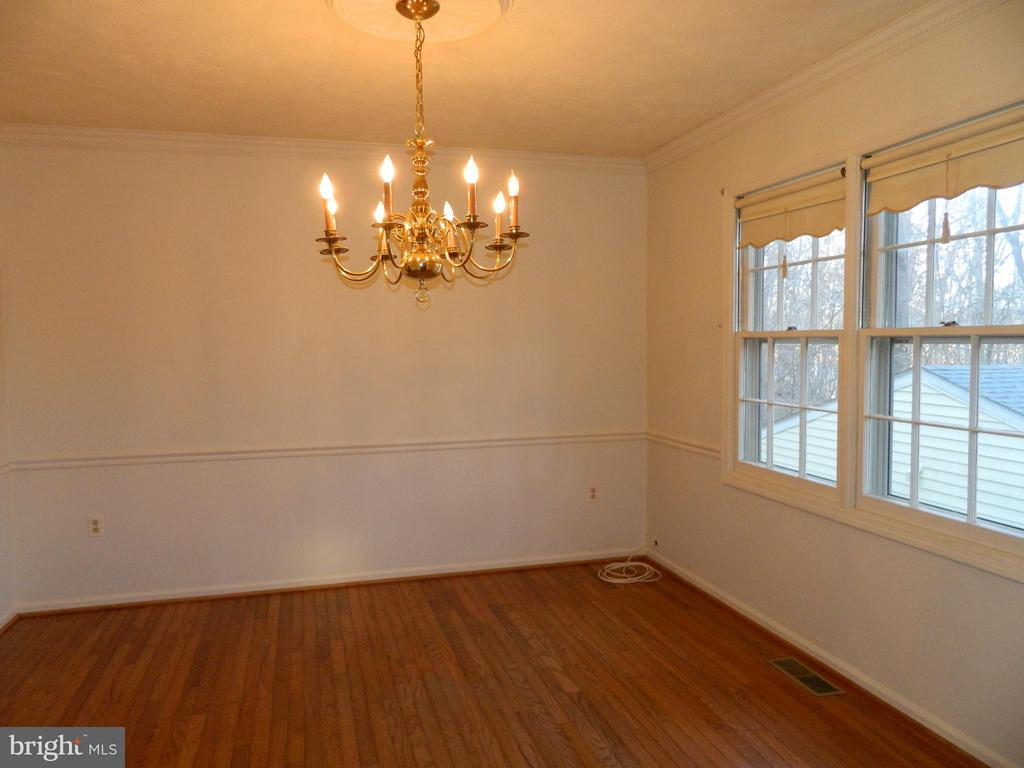 Dining Room - 6490 MCKEE WAY, MANASSAS