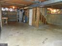 Unfinished Basement - 6490 MCKEE WAY, MANASSAS
