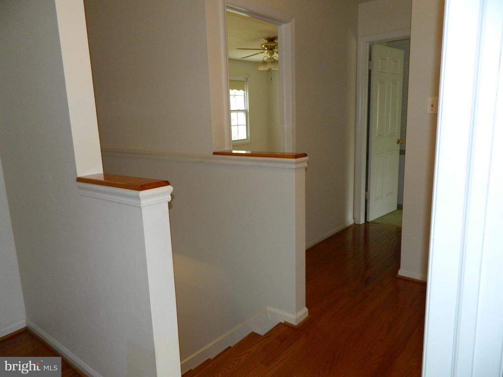 Hardwood Floors continue on Bedroom Level - 6490 MCKEE WAY, MANASSAS