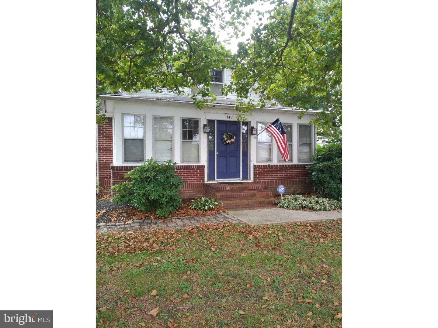 Single Family Home for Sale at 149 ROUTE 45 Salem, New Jersey 08079 United StatesMunicipality: Mannington
