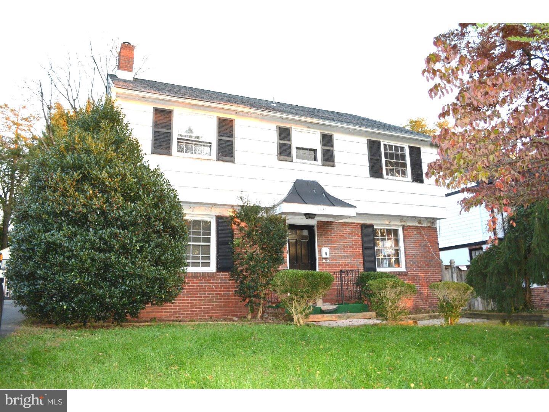 Photo of home for sale at 118 Renfrew Avenue, Trenton City NJ
