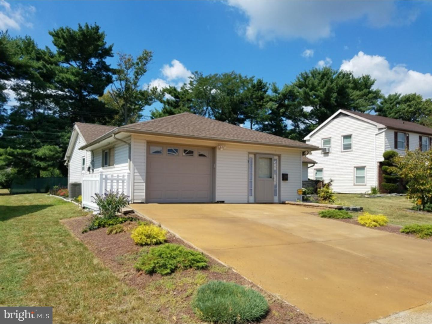 Single Family Home for Sale at 9 BLUEBERRY Lane Willingboro Township, New Jersey 08046 United States