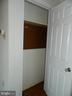 Broom Closet in Kitchen - 6490 MCKEE WAY, MANASSAS