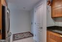 Kitchen - 2451 MIDTOWN AVE #913, ALEXANDRIA