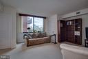 Living Room - 2451 MIDTOWN AVE #913, ALEXANDRIA