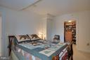 Spacious Bedroom - 2451 MIDTOWN AVE #913, ALEXANDRIA