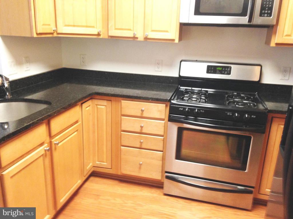 Kitchen - 38 MARYLAND AVE #214, ROCKVILLE